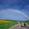 びえいの虹 25