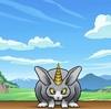 【DQW】図鑑No.015 いっかくウサギ(黄)のこころ