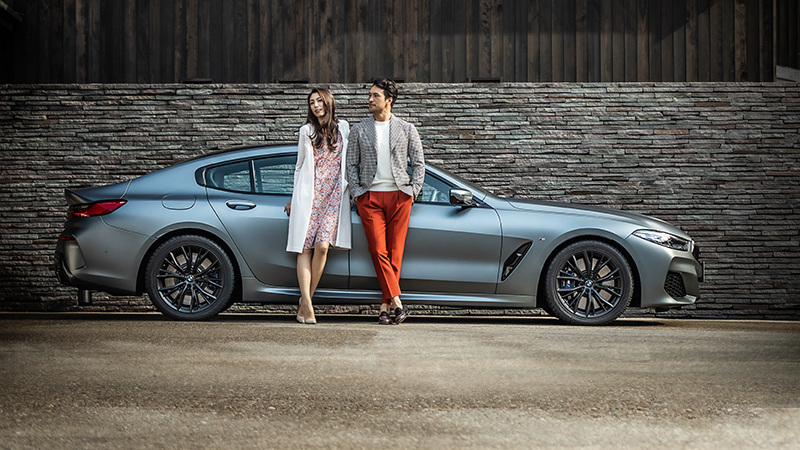 BMW 8シリーズ・グランクーペ、セクシーな大人のための4ドア・クーペ