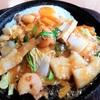 【グルメ探訪記】中華レストラン 八宝:鉄板あんかけチャーハン