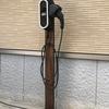 プラグインハイブリッド 充電スタンドDIY制作