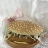 <グルメ感想>ドムドムハンバーガー  メニュー: フィッシュバーガー
