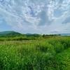 おんねゆ温泉の温水溜池(北海道北見)