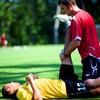 クールダウンの目的別の方法と効果(運動時に伴う疲労が蓄積した状態から、安静時、あるいは運動前の状態に速やかに回復させるための手段になる)