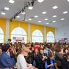 ロシアの大学の文化祭に参加してみた