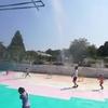 夏のあしかがフラワーパークが子ども遊びに楽しい!ウォーターキャノンが最高だった(((o(*゚▽゚*)o)))