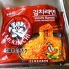 韓国ラーメン ミスターキムチラーメンのお味はチャルメラに近い?