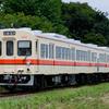 7/3 関東鉄道キハ001+002 水海道出場試運転