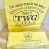 TWGの紅茶・シルバームーンティー。シンガポール旅行 定番のお土産