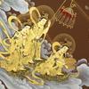 観音さまの捧げる蓮の花に乗ってお浄土へ・・・4月の「尼僧と学ぶやさしい仏教講座」は観音様についてご一緒に学びましょう