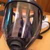 温泉を探すためにガスマスク買いました