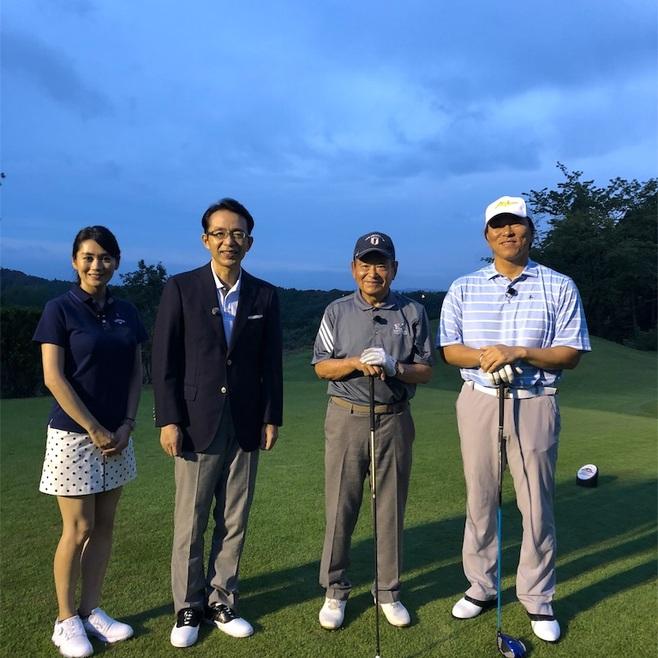 Premium golf!