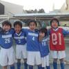 つくし野杯ミニサッカー大会(1年生)