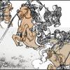 3 連環画の壺「唐・太宗帝」
