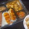 「琉花」の「マーボートーフ・チキンカツ(日替わり弁当)」300円 #LocalGuides
