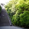 新緑の桃山御陵を散歩@2019