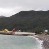 7月1日、安和桟橋・塩川港同時土砂搬出