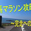 #13龍馬マラソンン攻略法:10~15kmの走り方(坂の松トンネル→十市付近)
