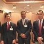 インド首相来日記念イベントに社長小泉が登壇