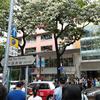 子供と海外旅行〜春は香港・29〜旺角love!街中で香りに酔う花市場