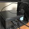 Intel NUC パソコン を 12cm FAN で 徹底的に冷やしてみた話 前編