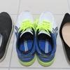 面倒くさがりファミリーの靴事情の話