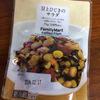 ザックリ新年会で紹介。ファミマのお惣菜を使った豆ちらし