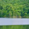 ほろかない湖(北海道幌加内)