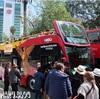 【Re:旅46日目】朝食は露店のタコス!メキシコシティを観光バスで回ってみた!