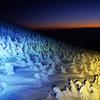 かみのやま温泉2日間ツアー【樹氷ライトアップと雪化粧の銀山温泉】