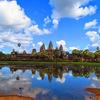 【カンボジア女子一人旅】遺跡周辺の公共施設!