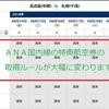 【改悪?改善?】ANA国内線特典航空券の予約方法が大幅変更!ルール変更のまとめ