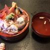 浅間台の「かわしま寿司」で海鮮丼