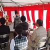 姫路モデルハウスの地鎮祭でした!