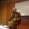 プラユキ師の「アーナパーナ・サティ実践講座」無事に終了しました