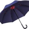 強風に耐える折りたたみ傘が人気 Vialifer長傘 超撥水 260T高強度グラスファイバー