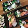 GoToポイントでくら寿司テイクアウト。ひさびさのスタバ。