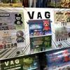 ビニールアーティストガチャ[VAG]シリーズ19を発売当日に回してきたよ!