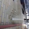 熊本住宅の外壁を高圧洗浄作業中♪