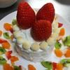 【子供の誕生祝い】お菓子作りが苦手でも出来る一歳の子へのバースデーケーキ