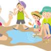 すれ違いの多い家族必見。初夏は潮干狩りで一家団欒