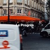北マレ地区でなぜかファッション業界人が集まるカフェ【Le Progrès】