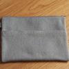 GPD Pocketを収納するのに良いケースを無印良品で購入