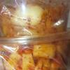 家飯    鶏胸ハム   スンドゥブ    ホタルイカの酢味噌和え