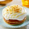 夏限定ローソンのココナッツミルククリームのパンケーキを食べた感想、評価。