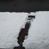 雪と日用品