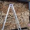 薪作り終わりました。