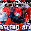 トランスフォーマー: Classics/ShatteredGlass クリフジャンパー とシャッタードグラス入門
