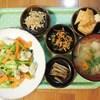 鶏肉と野菜の洋風炒め物