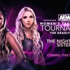 AEWが今夏、女子タッグトーナメントの開催